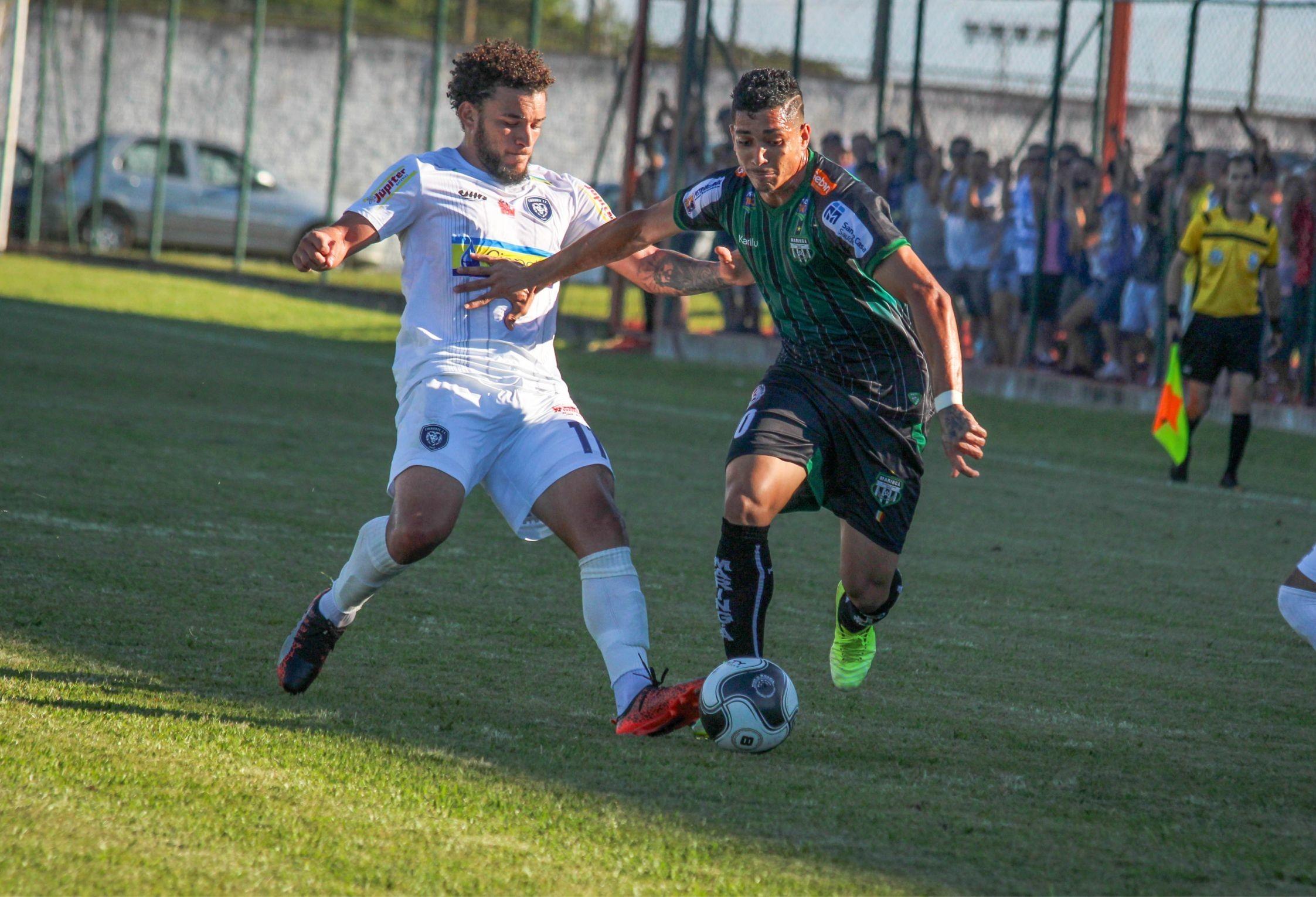 Maringá FC tem duas novidades
