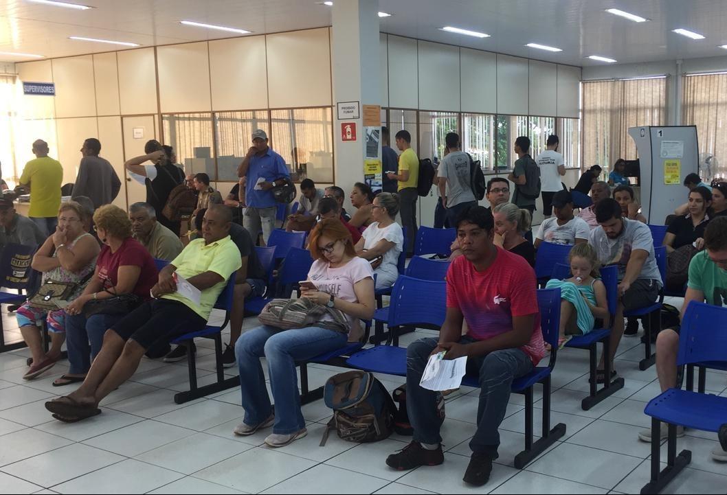 Movimento nas Ciretrans de Maringá e Sarandi aumenta mais de 20% neste início de ano