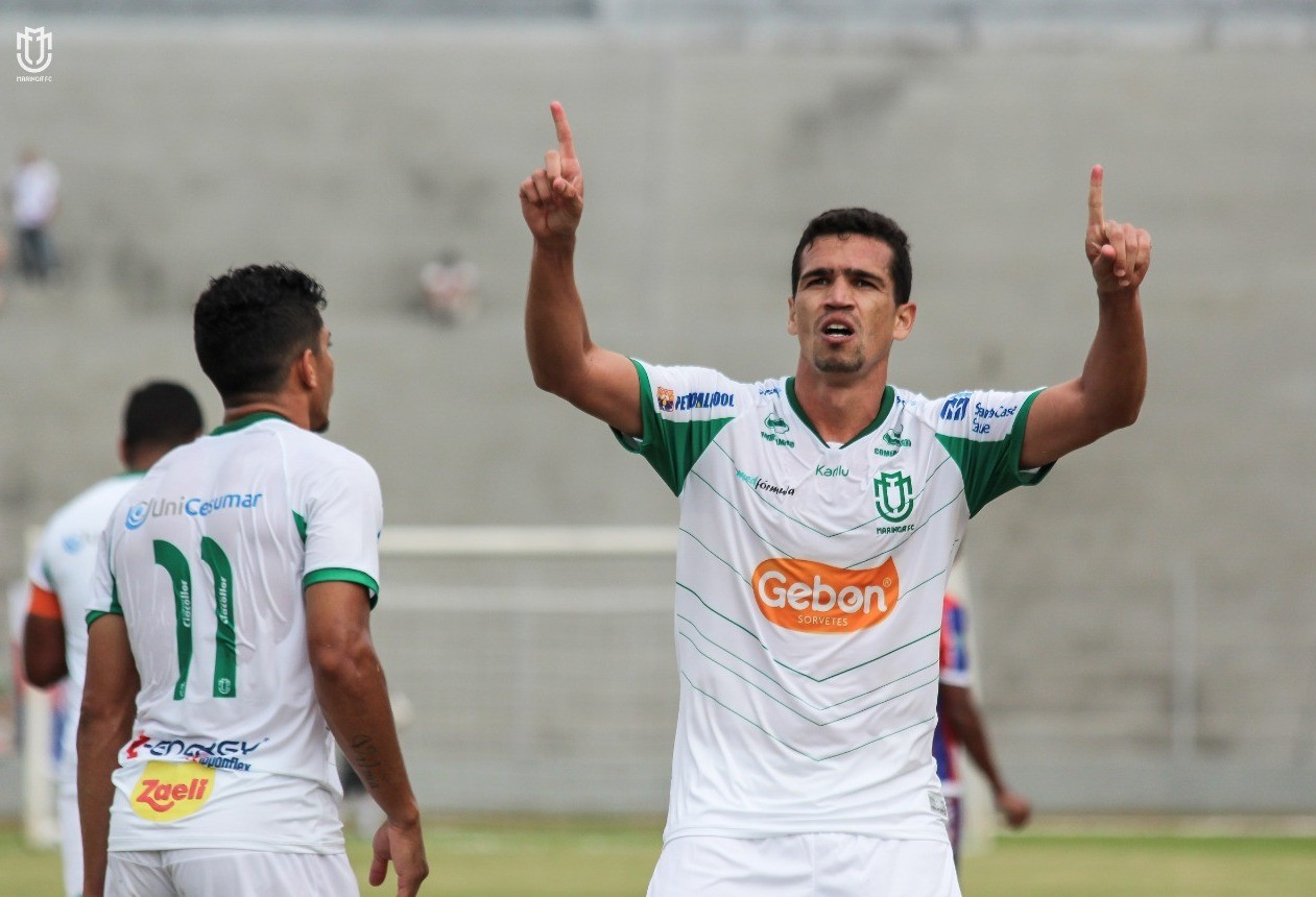 Maringá FC consegue a primeira vitória no Campeonato Paranaense