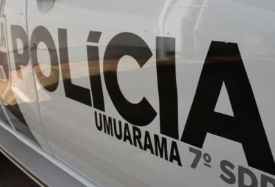 Acusado de tentativa de feminicídio é preso em Umuarama