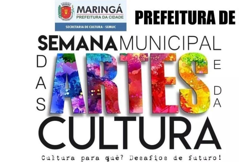 Maringá terá quase dez espetáculos locais e regionais até domingo (21)