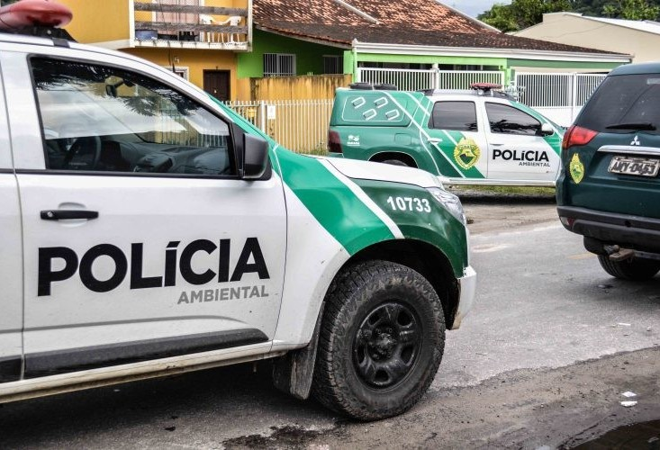 Mineradora é autuada por crime ambiental em Jussara