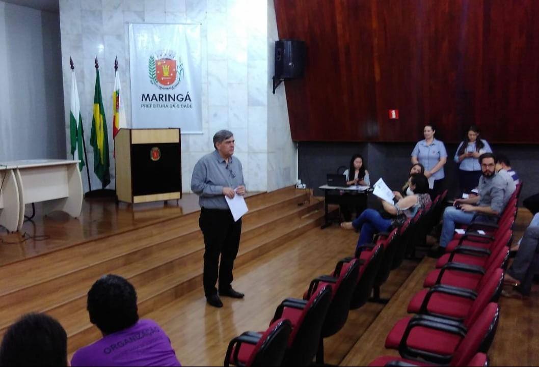 LOA 2019 prevê redução de 35% na secretaria de Cultura de Maringá