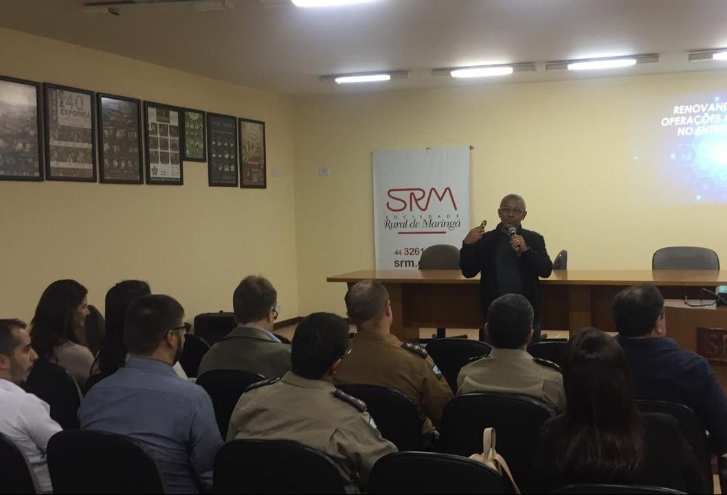 Segurança é tema de workshop com um dos maiores especialistas no assunto do país