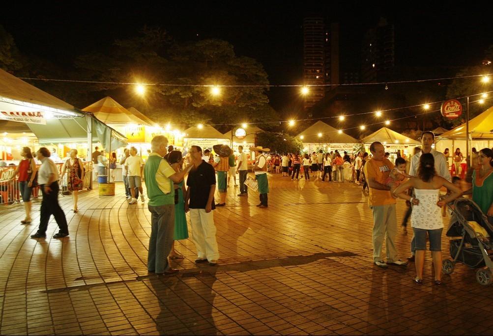 Festa das Nações começa em 5 de outubro