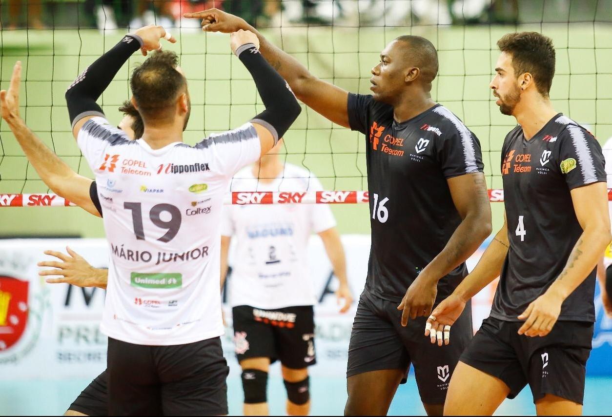 Após perder, Maringá se prepara para enfrentar o São Bernardo do Campo