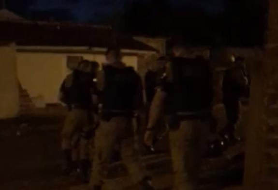 Em mais um dia de Operação Hórus, uma pessoa é presa