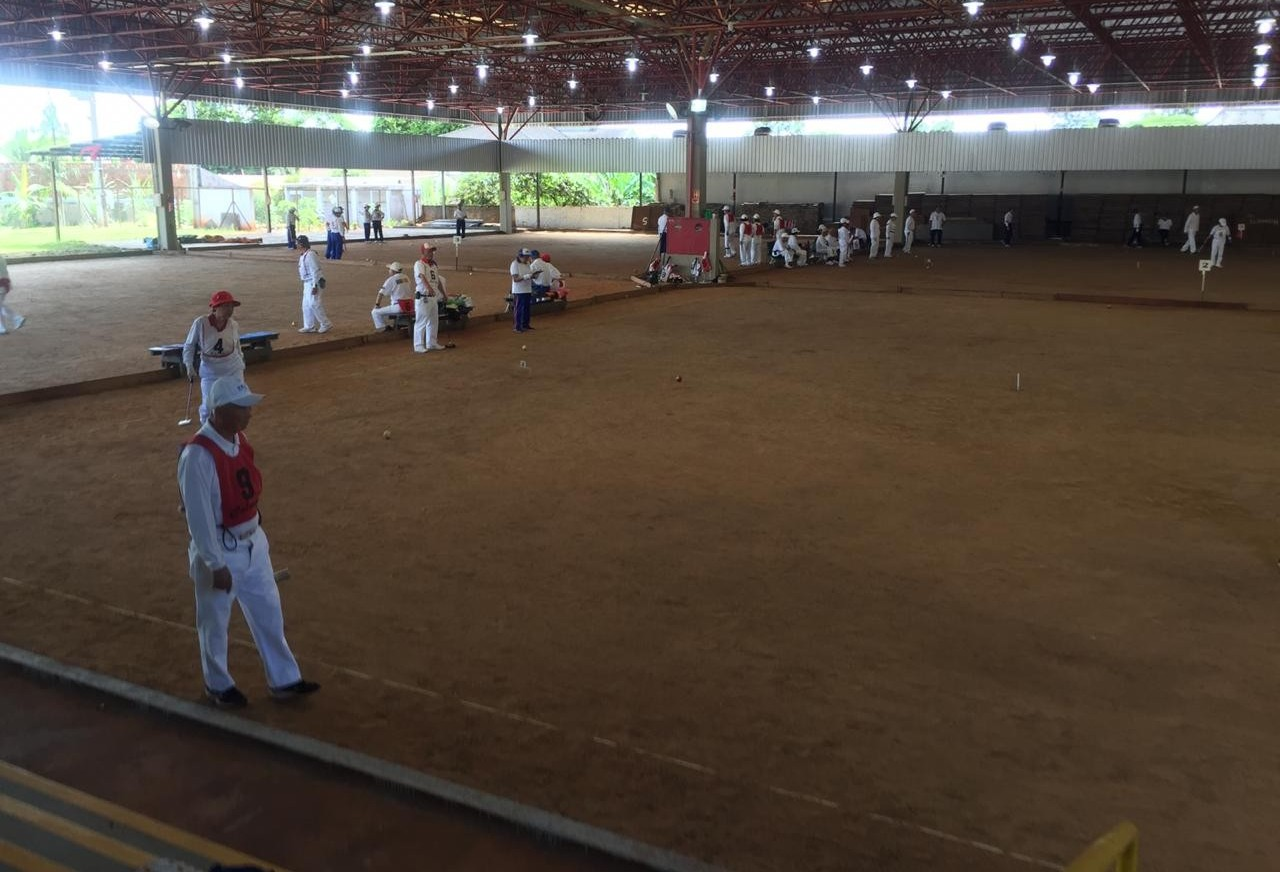 Gateball: um esporte para crianças e idosos