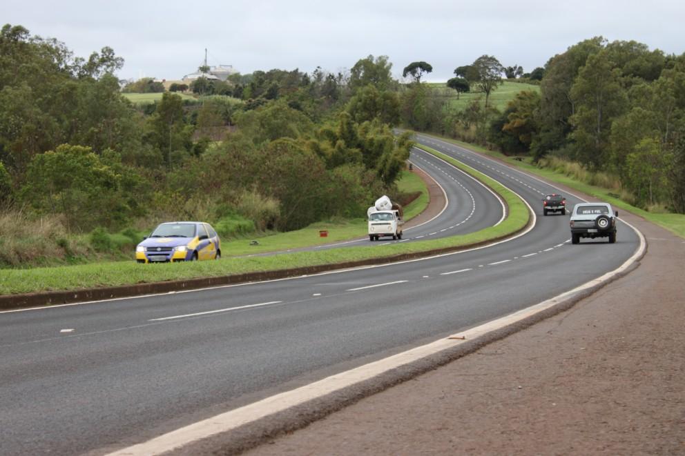 Movimento nas rodovias que ligam Maringá ao litoral do Paraná aumenta na sexta (22)
