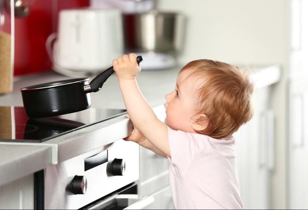 Quase 50% das mortes de crianças no país são por acidentes domésticos