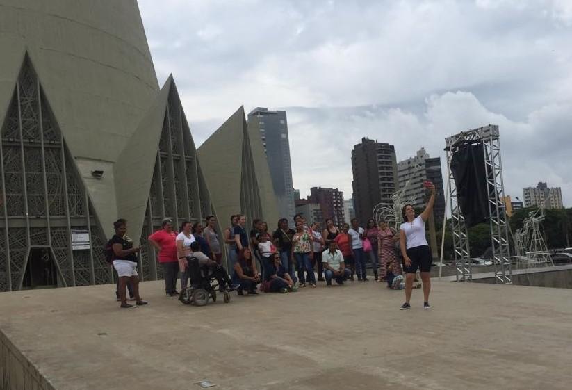 Maringá está recebendo turistas de várias cidades da região