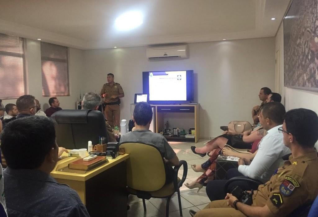 Maringá terá operações conjuntas das polícias Militar e Civil