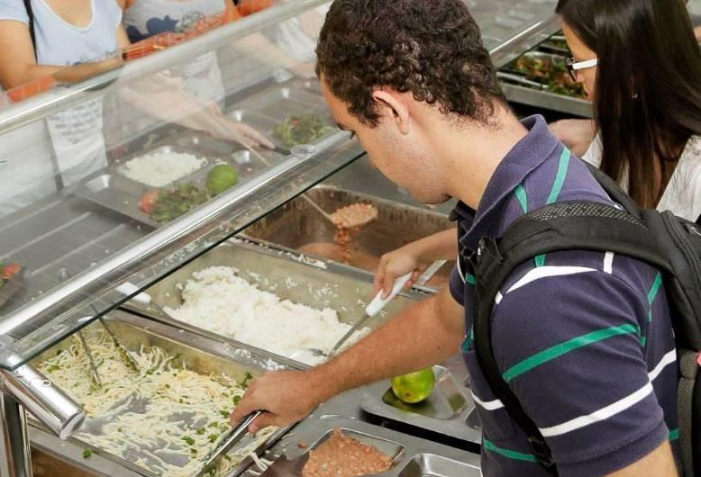 Restaurante Universitário fica fechado por dois dias para obras