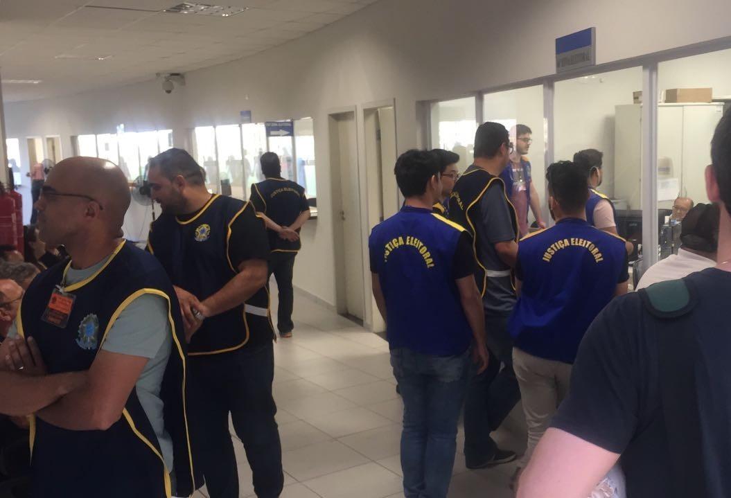 Eleição foi tranquila em Maringá