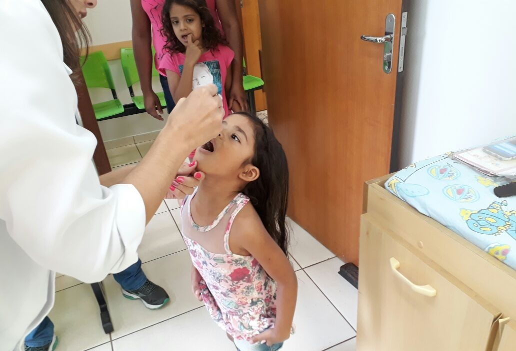 Multivacinação tem dia D neste sábado (16) em Maringá