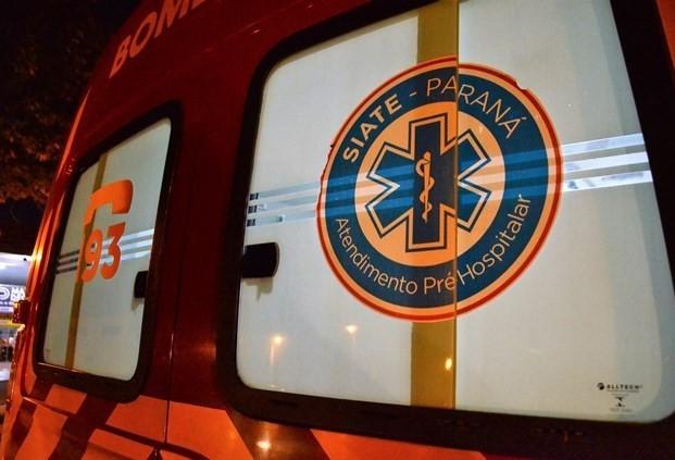 Ciclista de 49 anos morre atropelado na PR-317