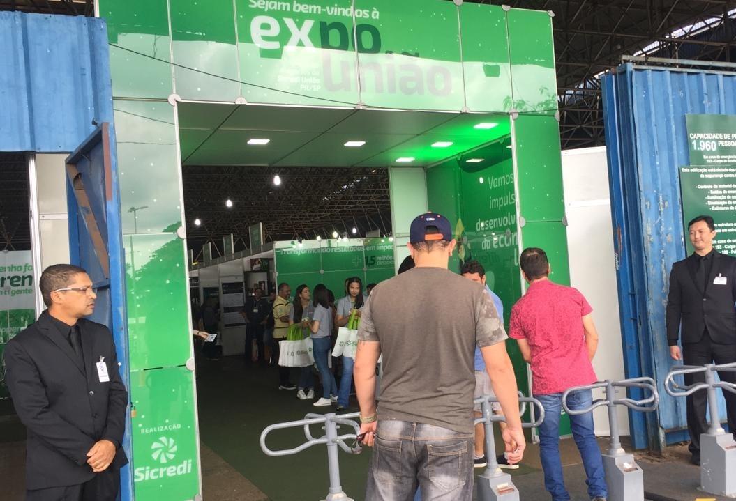 Expo União e exemplos de soluções na área da sustentabilidade