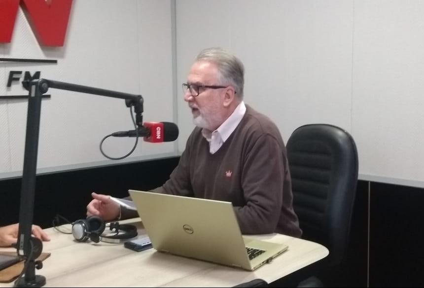 Álvaro Dias recebe apoio suprapartidário nesta quinta-feira (7), em Curitiba