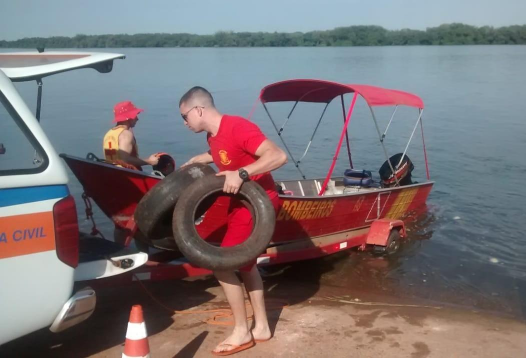 Após 18 dias, corpo de adolescente é encontrado no Rio Paraná