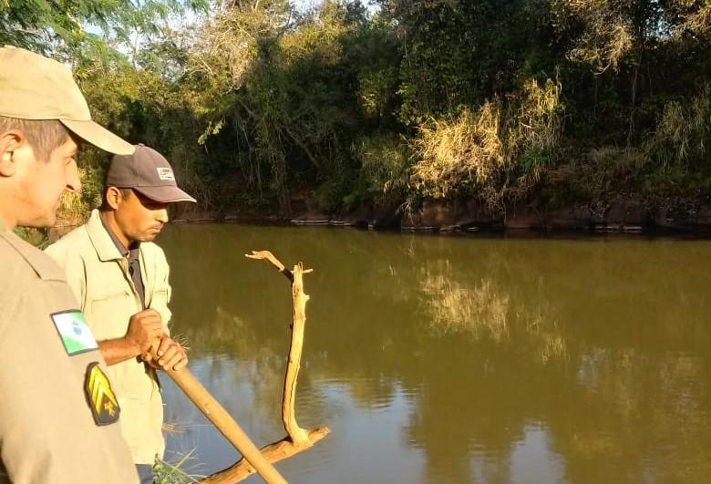 Corpo de morador de Flórida é localizado no Rio Pirapó