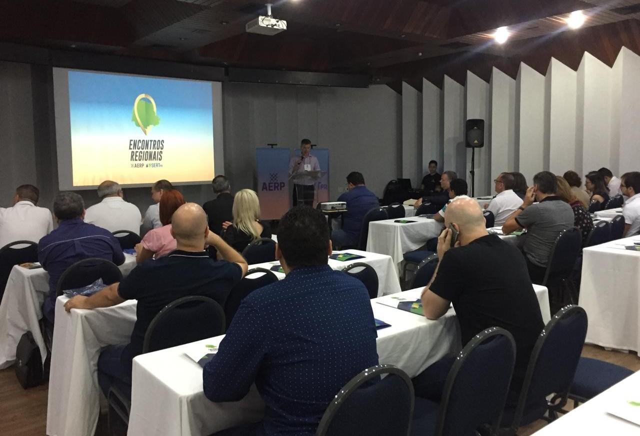 Reforma trabalhista e Eleições 2018 em debate no evento promovido pela Aerp e Sert