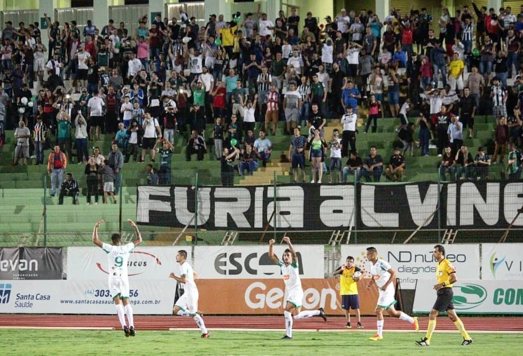 Maringá FC vence o Joinville por 1x0