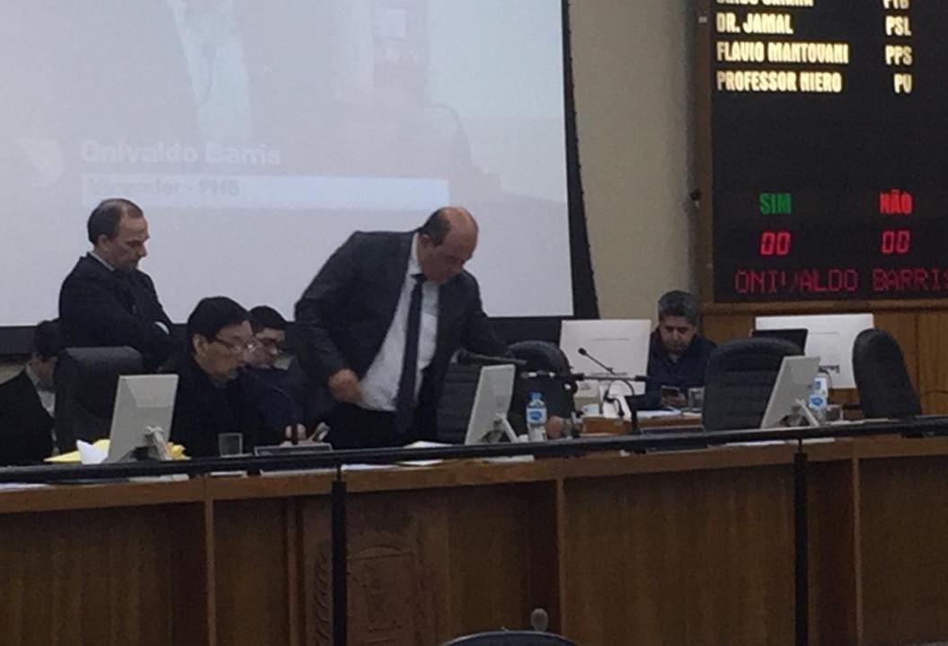 Secretários explicam que obras serão realizadas com empréstimo da CEF