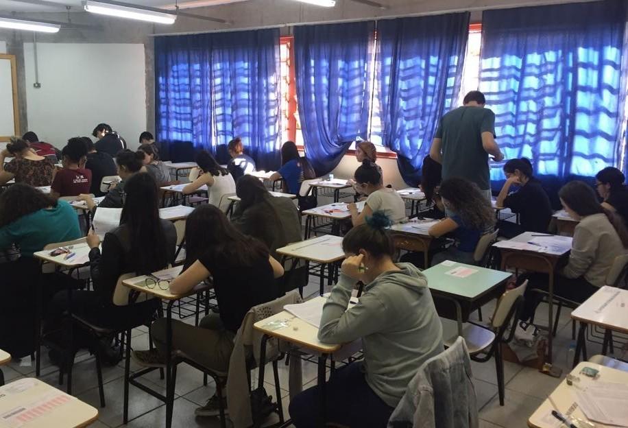 2.168 candidatos desistiram nos dois primeiros dias de prova