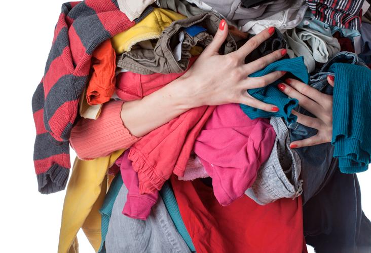 Está difícil secar roupas nos últimos dias em Maringá?