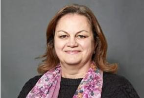 Uma das primeiras voluntárias ganha prêmio nacional