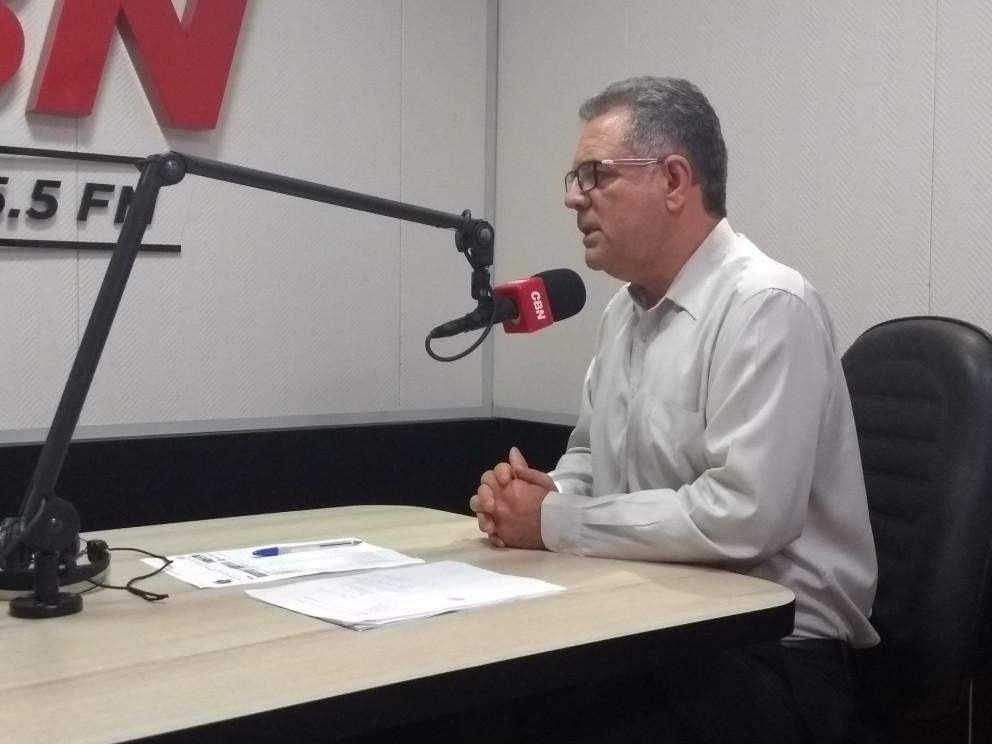 'Posso não fazer parte do grupo de apoio ao prefeito, mas sou vereador'