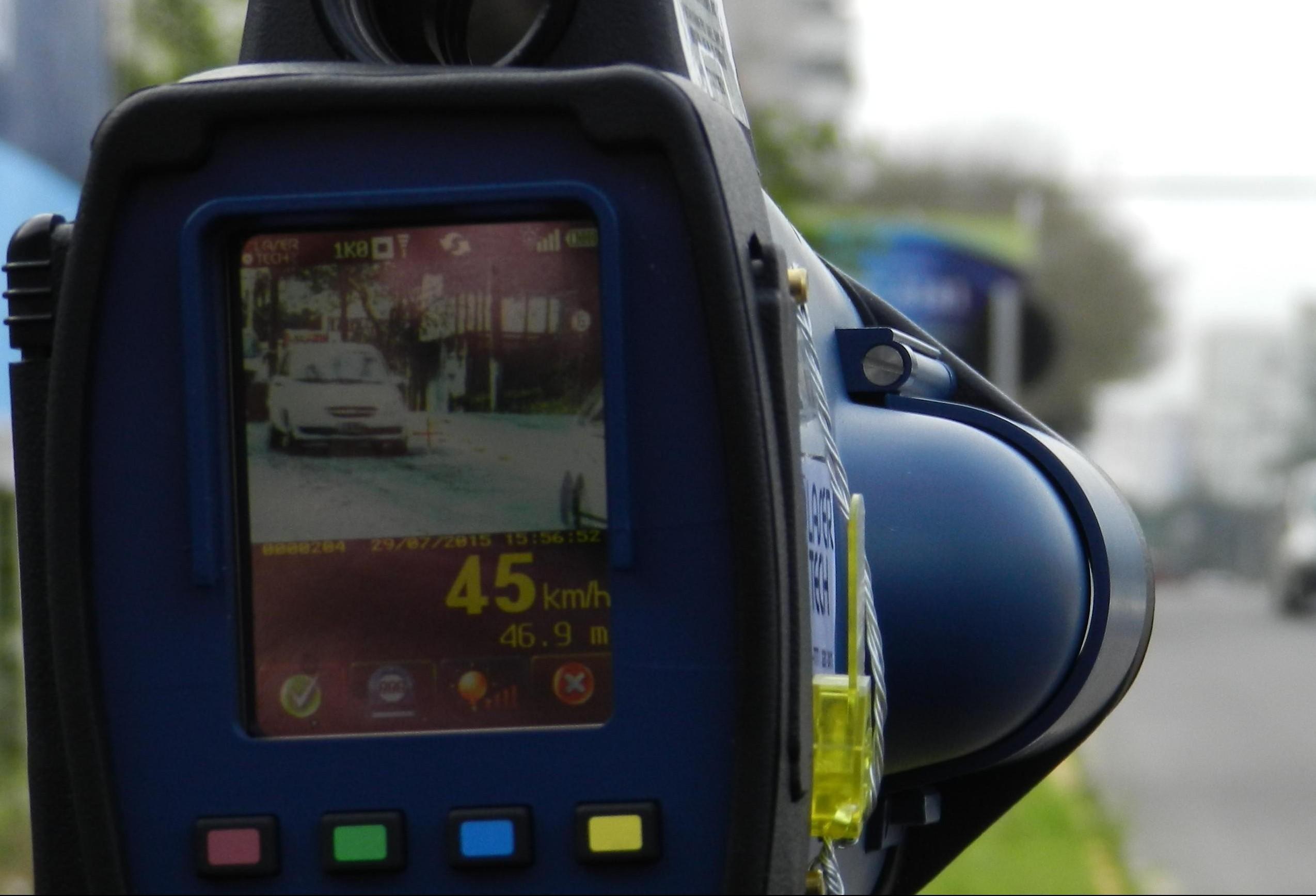 Maringá terá fiscalização por radares móveis