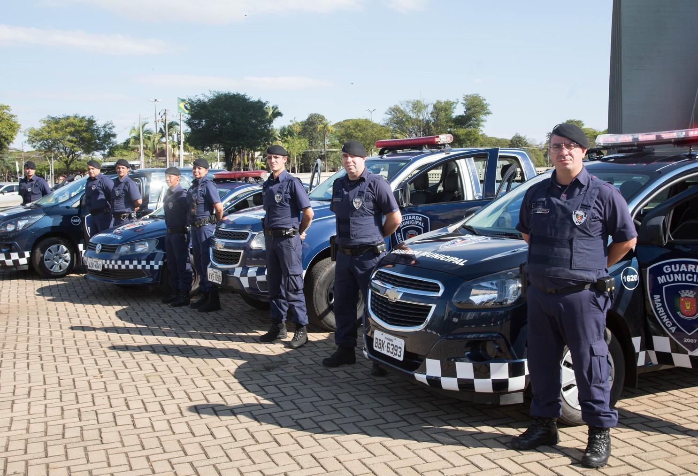 Guarda Municipal de Maringá é homenageada na Câmara