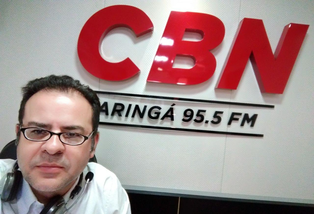 Gilson Aguiar comenta a violência em Maringá