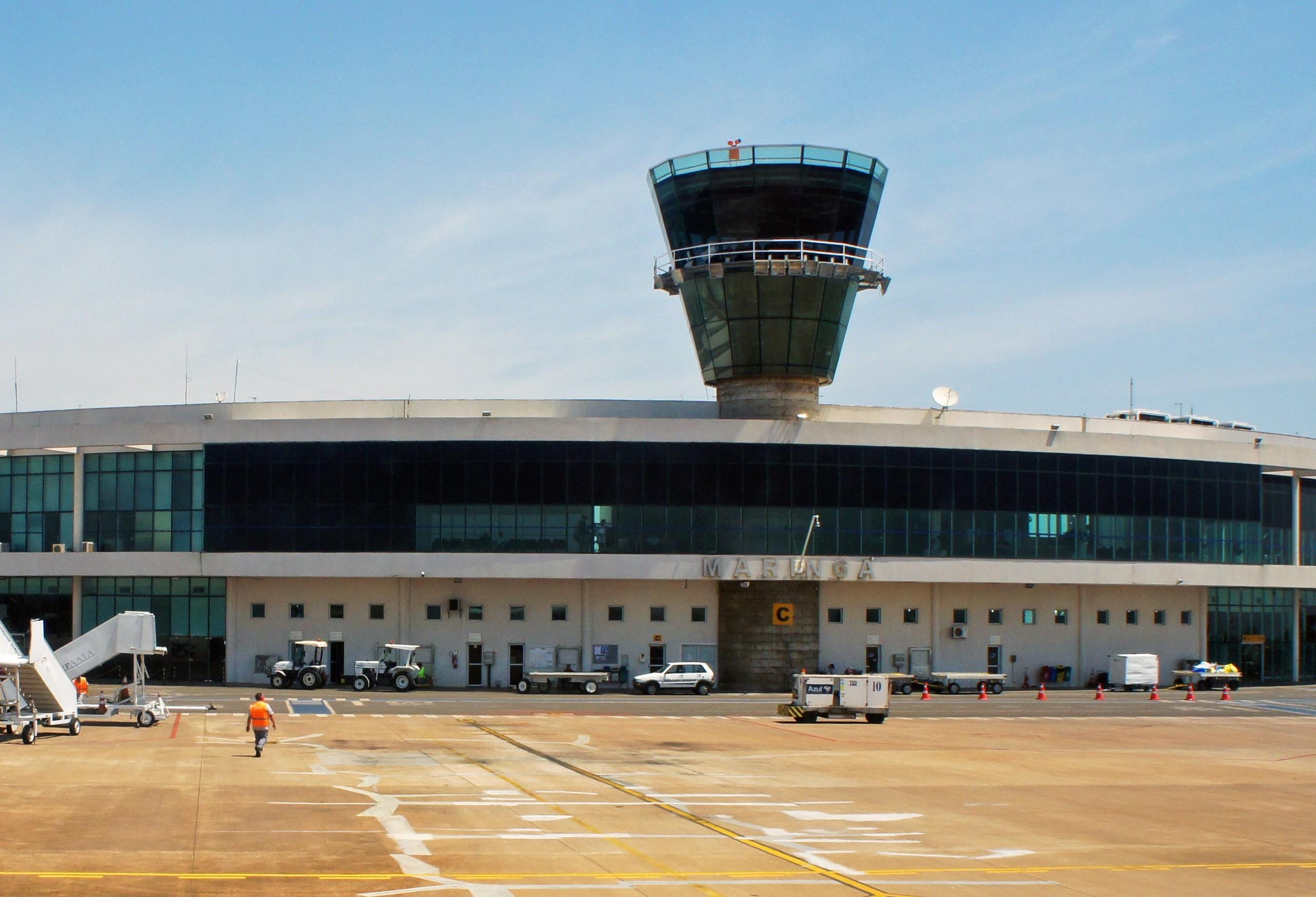 Aeroporto poderá assumir função de Porto Seco