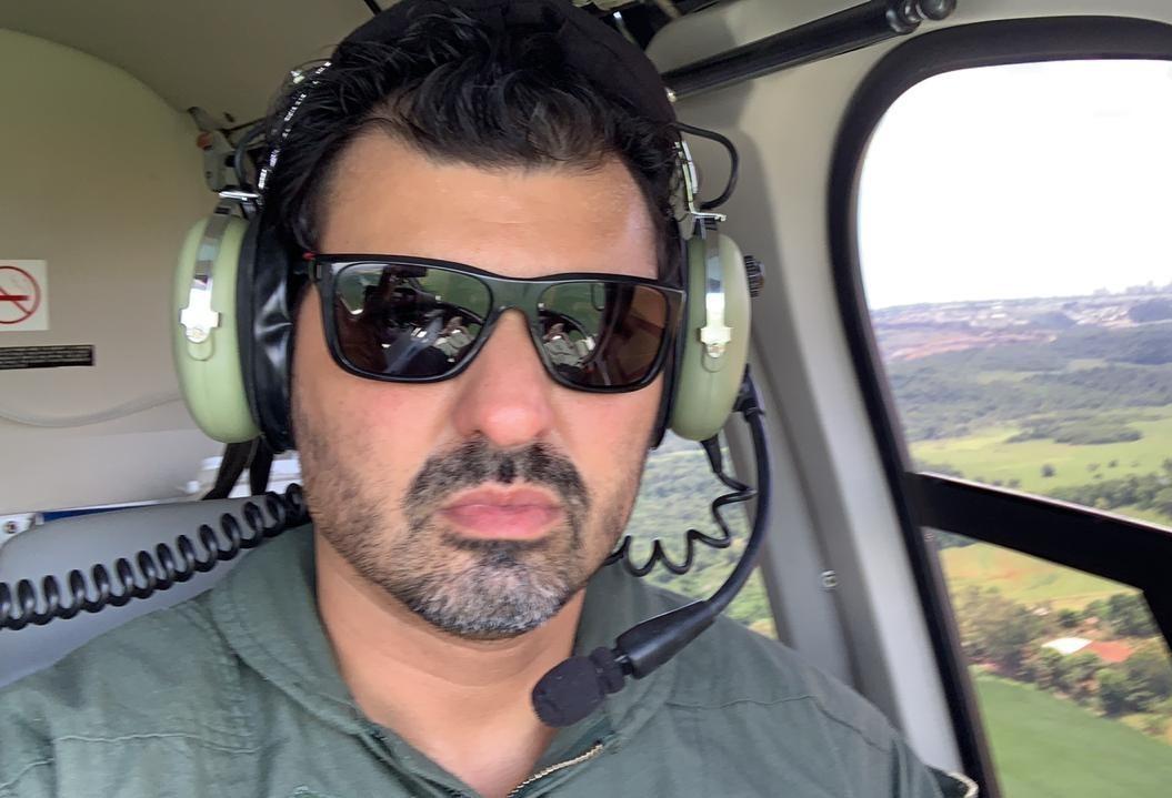 Médico intensivista Márcio Ronaldo é o novo diretor do Samu Regional