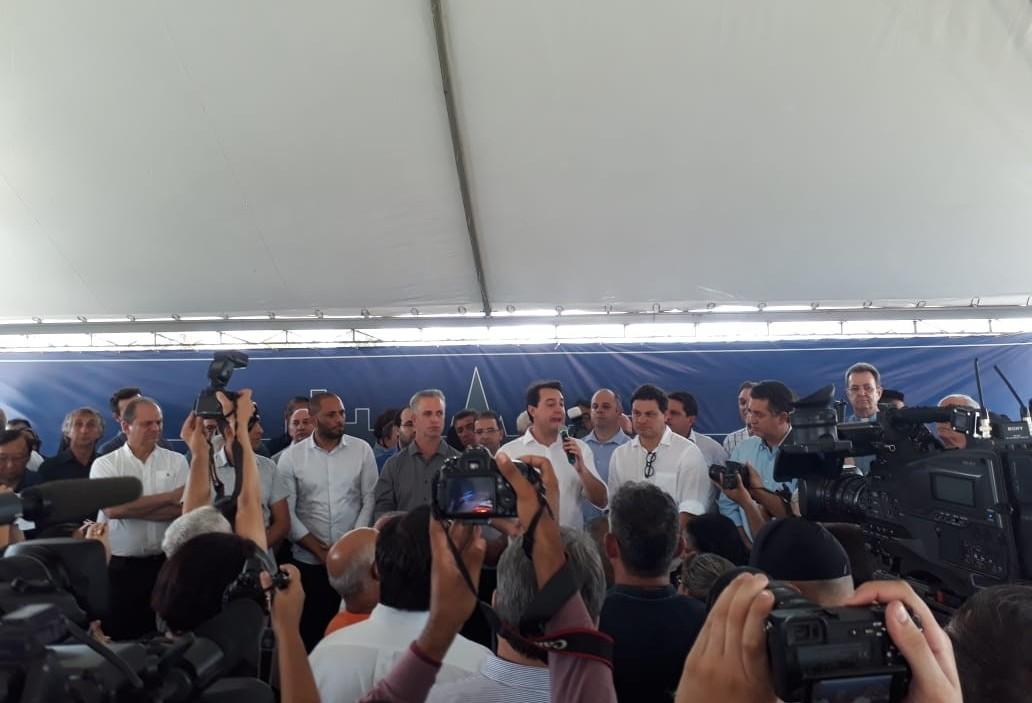 Ordem de serviço para obras no Contorno Sul é assinada em Maringá