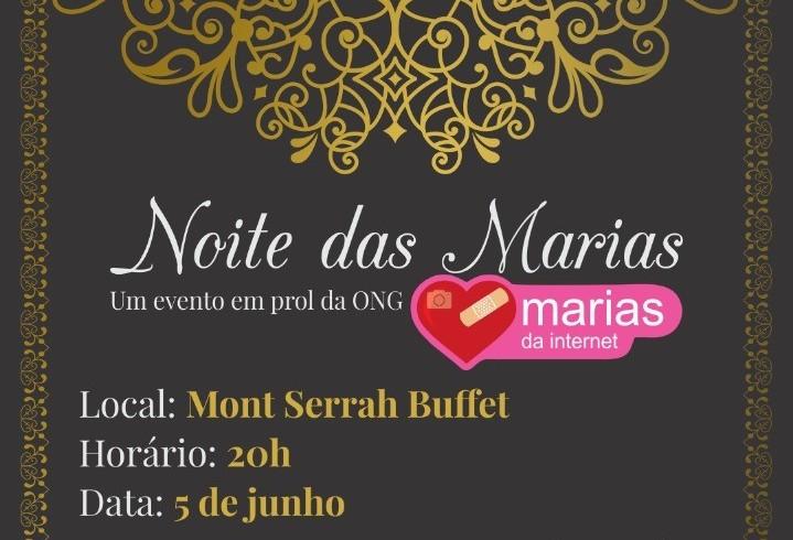 Evento divulga ações da ONG Marias da Internet