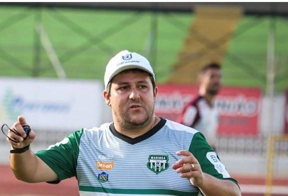 Maringá FC alerta golpe que tem sido dado em nome do treinador