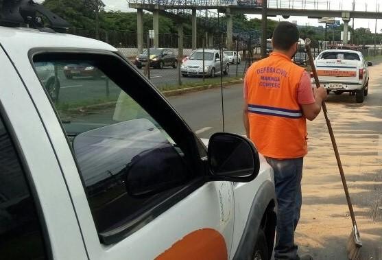 Defesa Civil de Maringá pretende criar grupo especial e cartilha