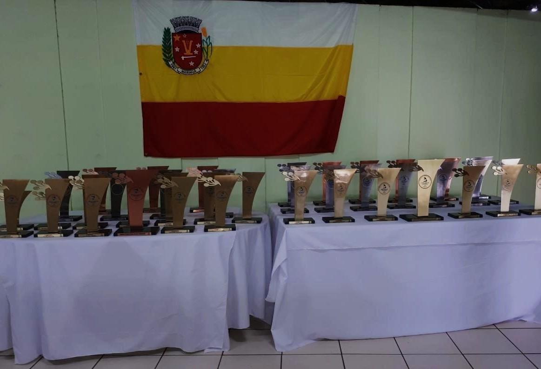 Delegação de Maringá é campeã dos Jogos Abertos do Paraná