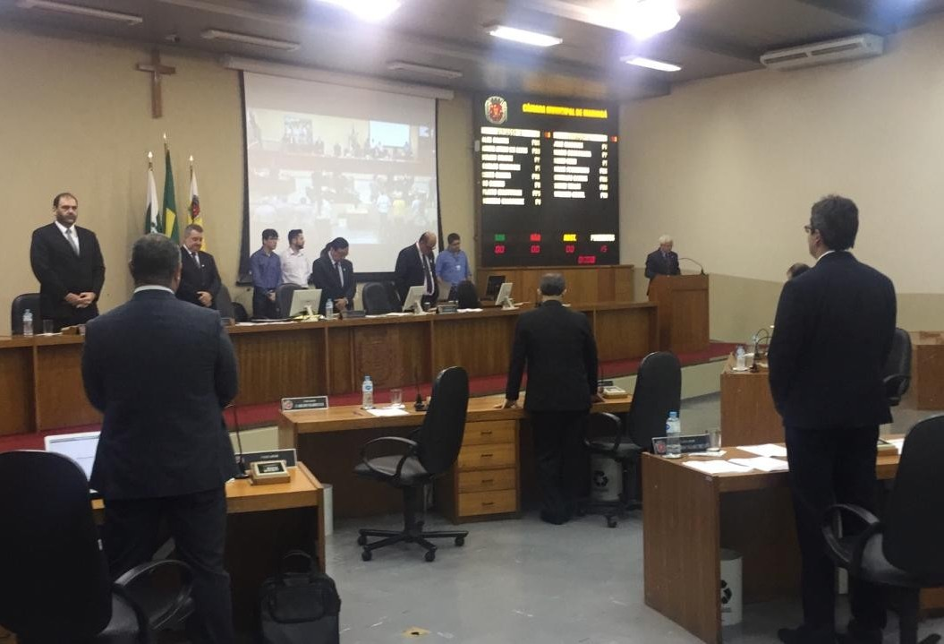 Câmara define membros das comissões permanentes