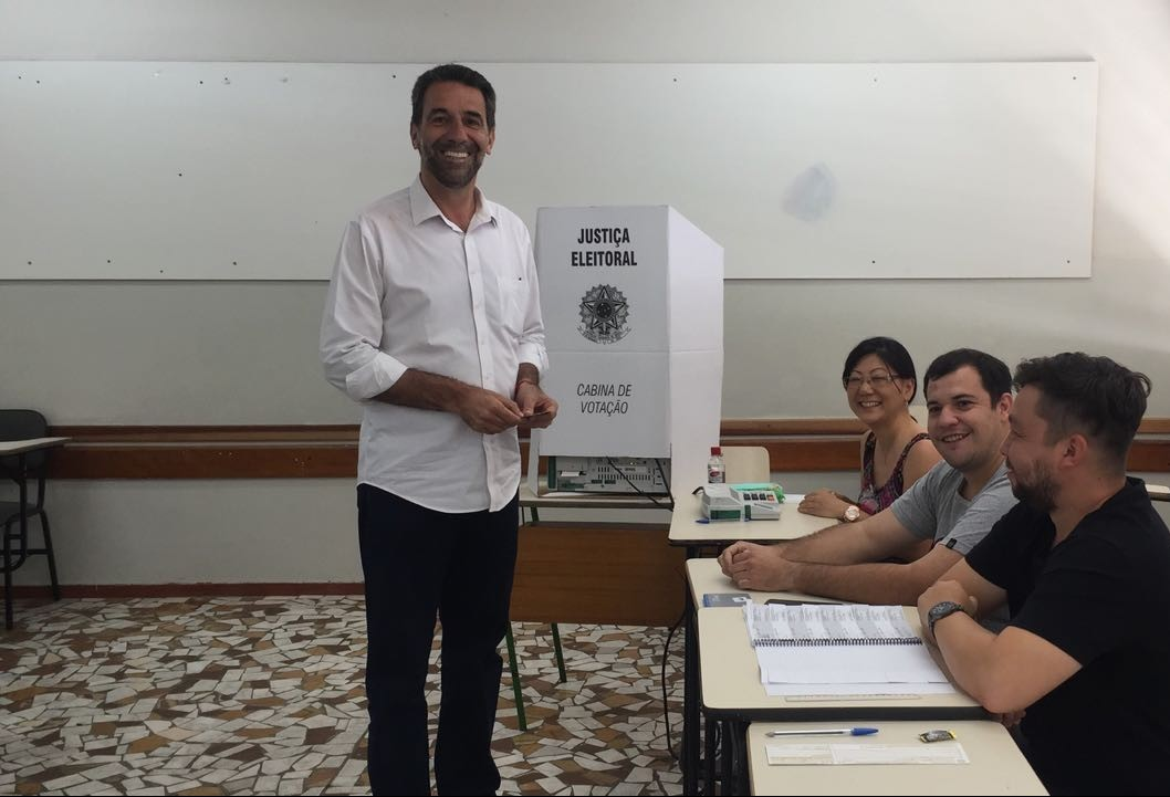 Enio Verri fica em Maringá para acompanhar resultado das eleições