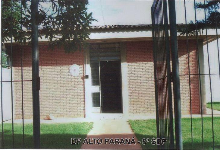 14 presos fogem da cadeia pública de Alto Paraná