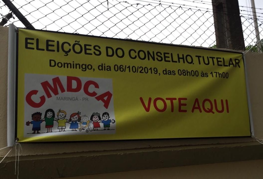 Eleição segue até as 17h neste domingo (06)