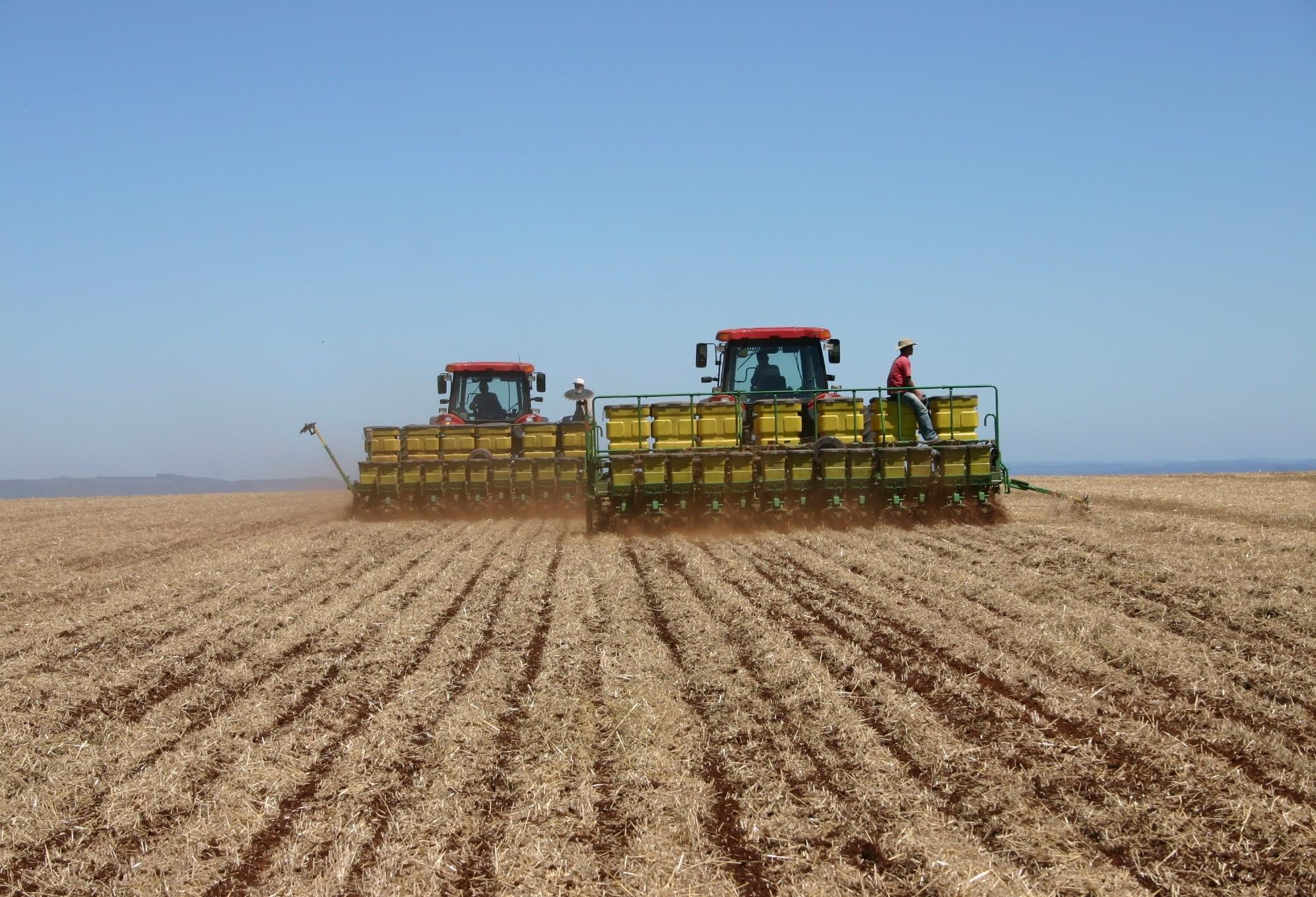 Recursos do Plano Agrícola devem permanecer estáveis