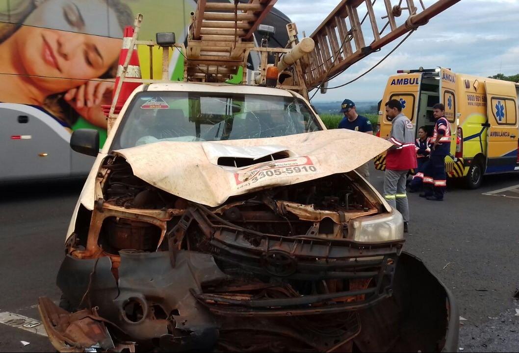 Motociclista morre em acidente na BR-376