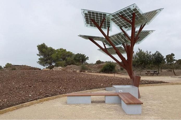 Árvore solar digital é inaugurada em São Paulo
