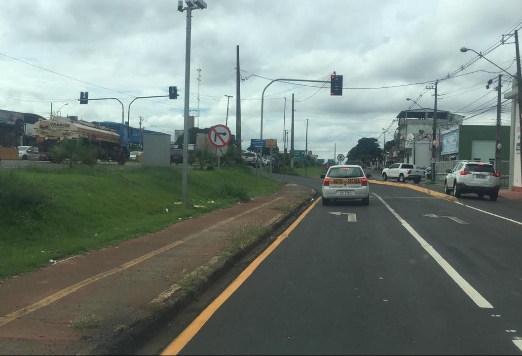 DER decide não fechar cruzamentos da BR-376 com avenidas