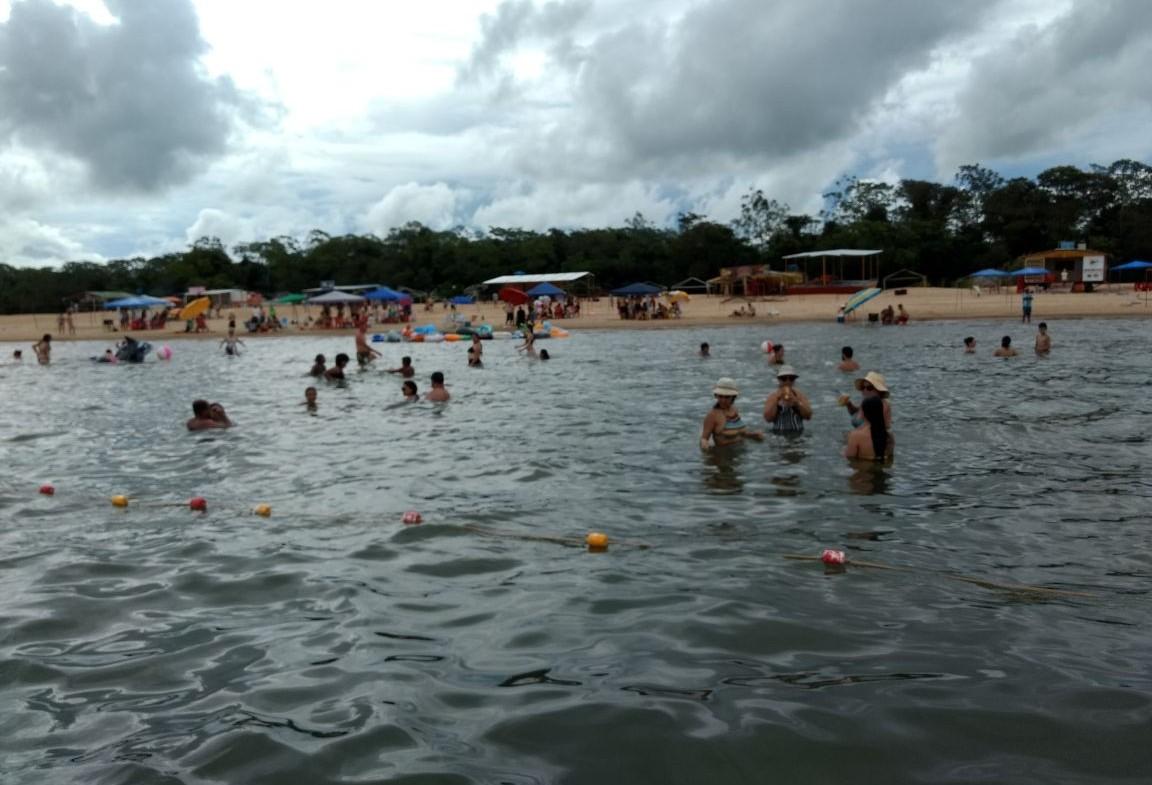 Adolescente morre afogado na prainha do Porto São José